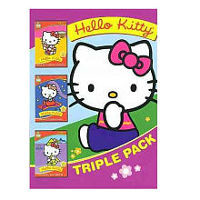 Hello Kitty 3 Pack DVD