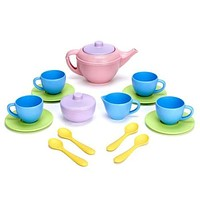 Green Toys Tea Playset For ages 2+ years