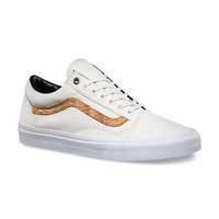 Cork Twill Old Skool | Shop Classic Shoes at Vans