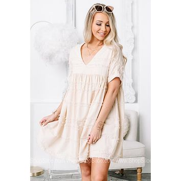 Anna Belle Baby Doll Dress