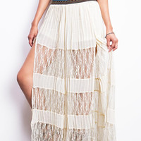 Zingara Lace Pants
