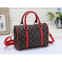 LV Louis Vuitton Fashion Women Leather Handbag Satchel Crossbody Shoulder Bag 3#