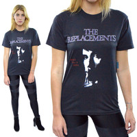 Vintage 80s The Replacements Don't Tell a Soul 50/50 T Shirt Sz S