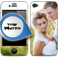 Add Your Own Photo iPhone Skin