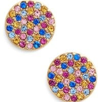 kate spade new york shine on stud earrings | Nordstrom