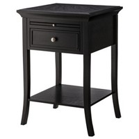 Threshold™ Simply Extraordinary Side Table - Black