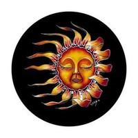 Sleeping Sun Spare Tire Cover