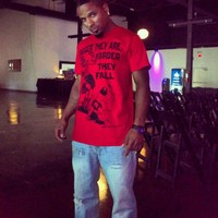 "My dude Marc Q. In the ""Bigger They Are, Harder ... - crossstitchapparel @ Instagram Web Interface - 5th village"