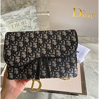 Dior New fashion women's Casual  Shoulder Messenger Bag