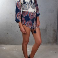 Indi Days Playsuit - Playsuits - Shop by Product - Womens