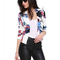Rose Water Blazer
