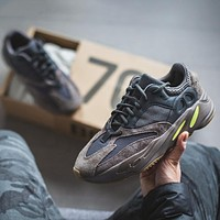 Adidas Yeezy 700 Runner Boost Trending Couple Running Sport Shoes Sneakers 2#