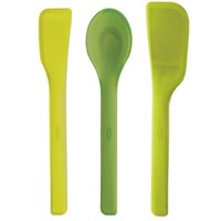 Chef'n Switchit Flex Trio Flexible Dual-Ended Spatulas, Set of 3
