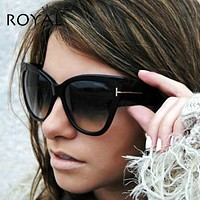 ROYAL GIRL Luxury Brand Designer Women Sunglasses
