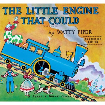 The Little Engine That Could: An Abridged Edition Board Book