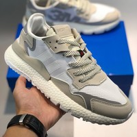 Adidas Originals 2019 Nite Jogger Boost cheap Men's and women's adidas shoes