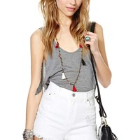 After Party Vintage Rowdy Cutoff Shorts