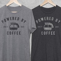 Powered By Coffee T-Shirt