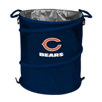 Chicago Bears NFL Collapsible Trash Can Cooler