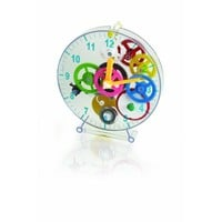 First Time Clock Puzzle Clock