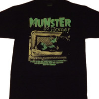 Munsters Coffin Men's T-shirt