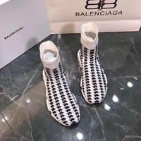 BALENCIAGA Boots Fashion Casual Shoes Sneakers 005