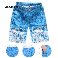 ALSOTO Swimwear  Men Swimming Trunks Beriefs Sunga Men's Swimsuits Boxer Briefs Swimming Swim Shorts Trunks Desmiit