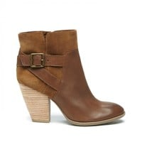 Sole Society Hollie Heeled Bootie