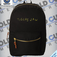 "Cold Cuts Merch - Tigers Jaw ""Logo"" Backpack"