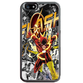 The Flash TPU+PC Case For Apple iPhone 7