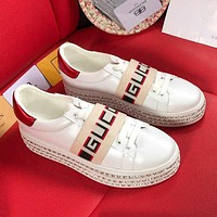 GG Ace Sneaker With Crystals Shoes