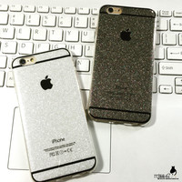 For IPhone 5s 6s 6 Plus Case Luxury Glitter Bling Crystal Diamond Silicone Case for IPhone 5 Case for 5s Silicone  Back Cover