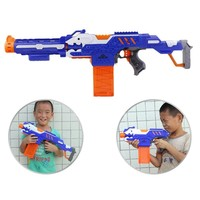 2018 New Airsoft Electric Nerf Shooting Submachine Bullet Toy Gun Hunting Accessorie Outdoor Soft Bullet Toy