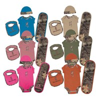 Browning Baby Camo Set