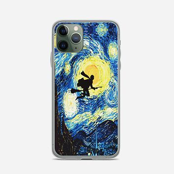 Starry Night With Harry Potter iPhone 11 Pro Case