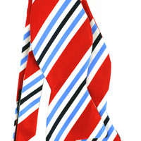 Tok Tok Designs Men's Self-Tie Bow Tie (B357, 100% Silk)