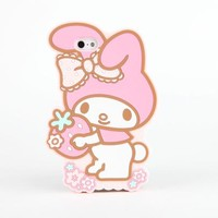 My Melody iPhone 5c Soft Case: Lace Bow