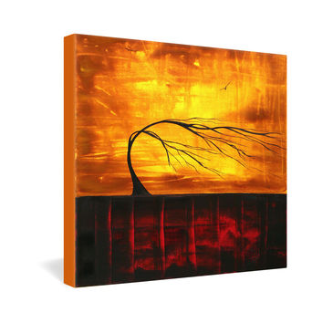 Madart Inc. Depths Of The Soul Gallery Wrapped Canvas