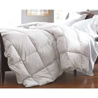 HIGH QUALITY-DOWN AND FEATHER- 95/5 -THICK HEAVY FILL - COMFORTER
