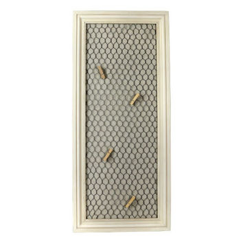 Studio Décor® Viewpoint Savannah Open Frame With Chicken Wire