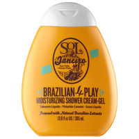 Sephora: Sol de Janeiro : Brazilian 4 Play Moisturizing Shower Cream-Gel : body-wash-shower-gel