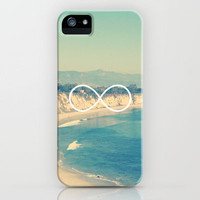 Forever Summer California Infinity iPhone Case by RexLambo | Society6