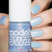 Models Own Indian Ocean Nail Polish (Beetlejuice Collection)