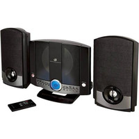 Wall-Mount Music System (CD/Radio/Aux)