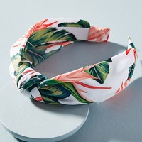 South Beach Knotted Headband