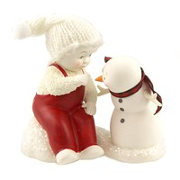 Dept 56 Snowbabies I See Your Point Christmas - 6005764