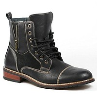 New Men's 808561 Lace Up Military Combat Desert Ankle Boot