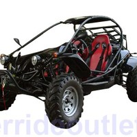 PRO GK5 500cc Go Kart Powerful EFI (Electronic Fuel Inject) Engine, Newly Designed Frame, Water-Cooled. 4WD/2WD Switchable, Double A-arm, Independent Suspension, Front Dual Hydraulic Disc, Differential, Automatic Transmission with H/L/N//R/ Gear Skid P