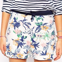 Bellfield Floral Shorts Co-Ord
