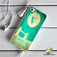 Peter Pan In London iPhone 5|5S Case by Avallen